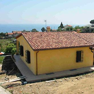 Case prefabbricate costruzione e vendita a sanremo imperia arma di taggia bordighera e costa - Tempi costruzione casa ...